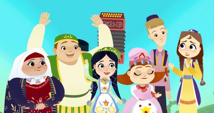 татарские мультфильмы