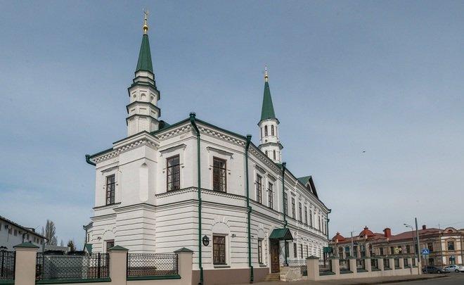 Галиевская мечеть, Казань
