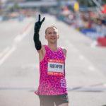 Искандер Ядгаров завоевал серебро Московского марафона