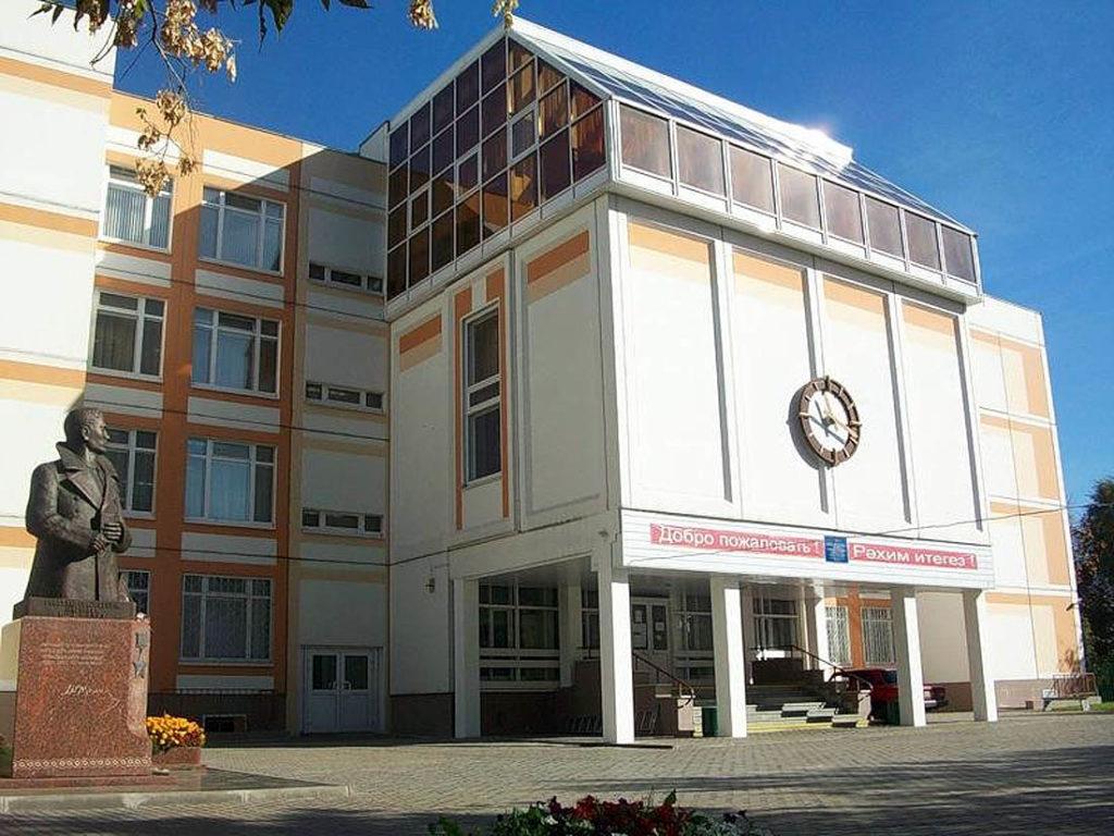 Школа 1186 Москва