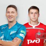 Татары Далер Кузяев и Рифат Жемалетдинов включены в сборную РФ по футболу